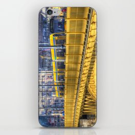 Margaret Bridge Budapest iPhone Skin