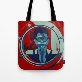 Love In A Hole Tote Bag
