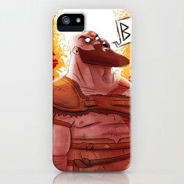 BOI!!! iPhone Case
