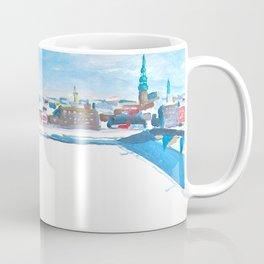 Frozen Rīga II Coffee Mug