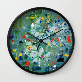 The Noise Inside Wall Clock