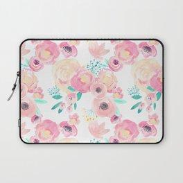 Indy Bloom Design Blush Baby Florals Laptop Sleeve