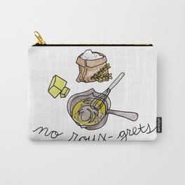 no roux-grets Carry-All Pouch