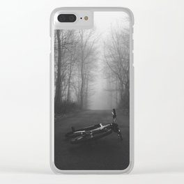 Gone Clear iPhone Case