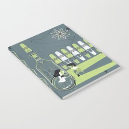 Xmas Night Notebook