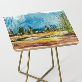 Tranquil Side Table