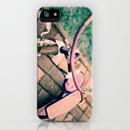 LomoChrome Tricycle  iPhone Case