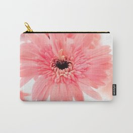pink gerbera #society6 #decor #buyart Carry-All Pouch