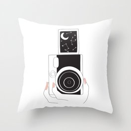 The Original Instagram Throw Pillow