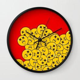 BB #2 Wall Clock