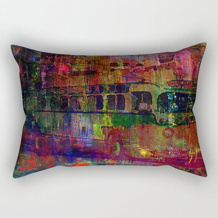 Everytime You Go Away Rectangular Pillow