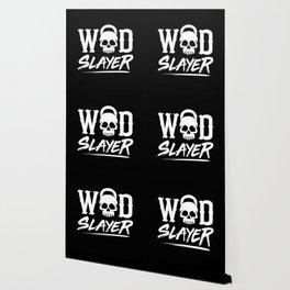 WOD Slay er Skull Wallpaper
