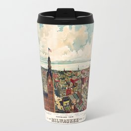 Milwaukee 1898 Travel Mug