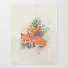 Unwrapped Canvas Print