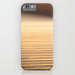 Minimalist Sea View iPhone Case