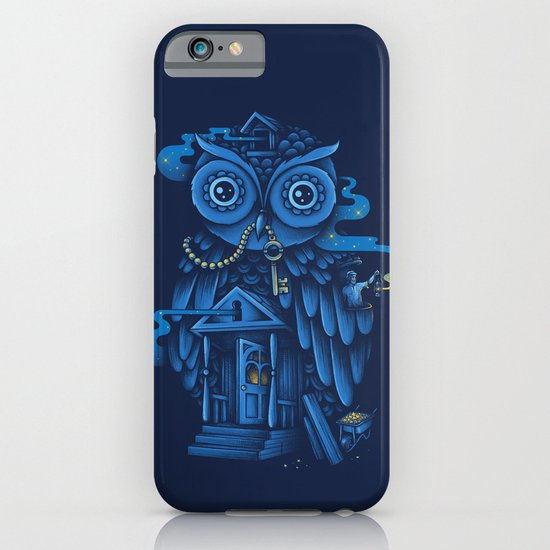 Guardian of the Night iPhone & iPod Case