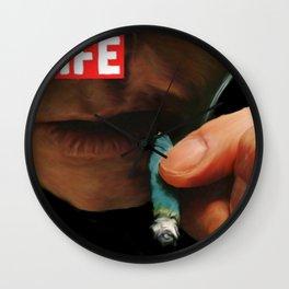 LIFE MAGAZINE: Marijuana Wall Clock