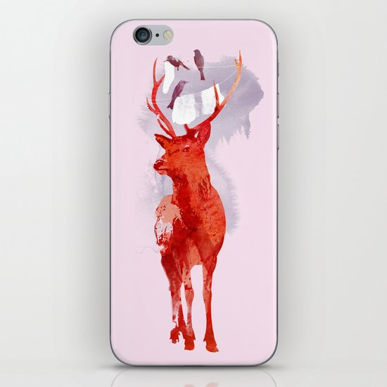 Useless Deer iPhone & iPod Skin