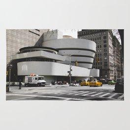 Guggenheim | Frank Gehry | architect Rug