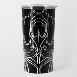 Pinstripe Prime Travel Mug