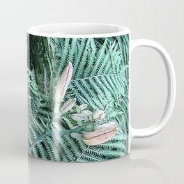 Fern , fern leaves Coffee Mug