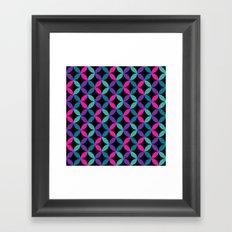 Color Switch Framed Art Print
