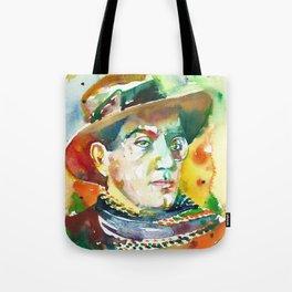 FRITZ LANG - watercolor portrait.2 Tote Bag