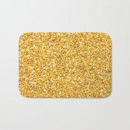 Yellow shine Bath Mat