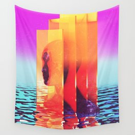 Random thoughts Wall Tapestry