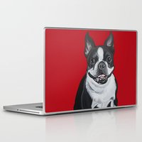 coco Laptop & iPad Skins featuring Coco by Pawblo Picasso
