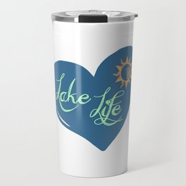Lake Life Travel Mug