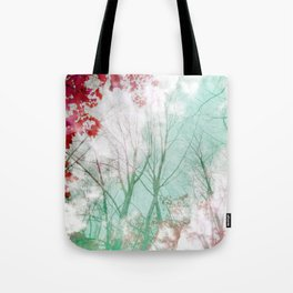 Candy Stripe Tote Bag