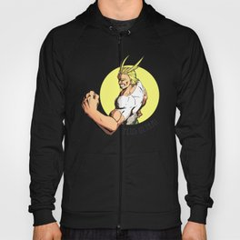 All Might Plus Ultra Hoody