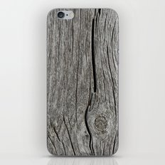 Wood Grain 1, Usona iPhone & iPod Skin