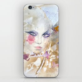 Lady bird iPhone Skin