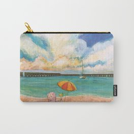 Seven Mile Bridge Carry-All Pouch