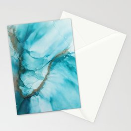Fluidity V Stationery Cards