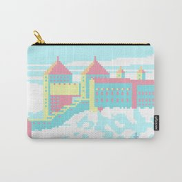 Pastel Castle Carry-All Pouch