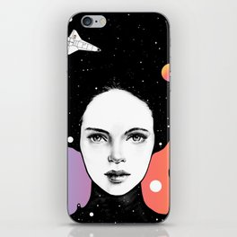 If You Were My Universe iPhone Skin