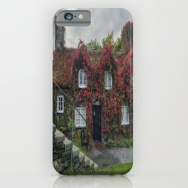 Autumn Cottage iPhone Case
