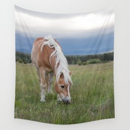Blonde Beauty Wall Tapestry