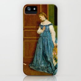Stevens - Hesitation iPhone Case