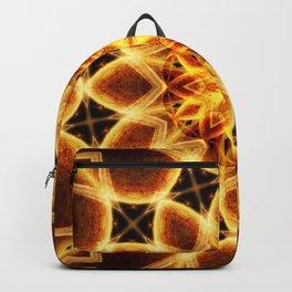 Molten Star Mandala Backpack