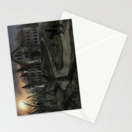 The Fall of the House of Usher Stationery Cards