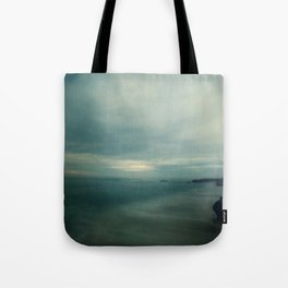 Paint the Sea Tote Bag