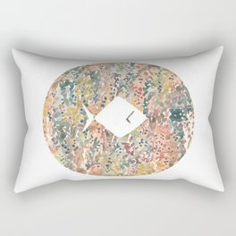 Orange fish Rectangular Pillow