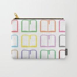 Livres hauts en couleur Carry-All Pouch