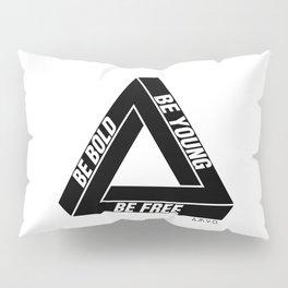 Penrose Triangle Pillow Sham