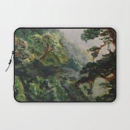 Misty Jungles of Nepal Laptop Sleeve