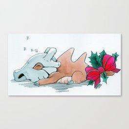 Cute Xmas Gift Canvas Print